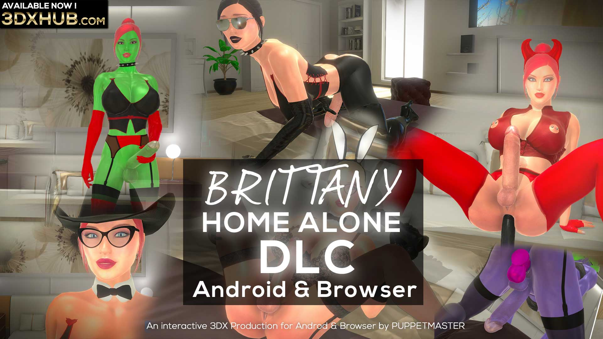 Brittany Home Alone DLC (Android & Browser)