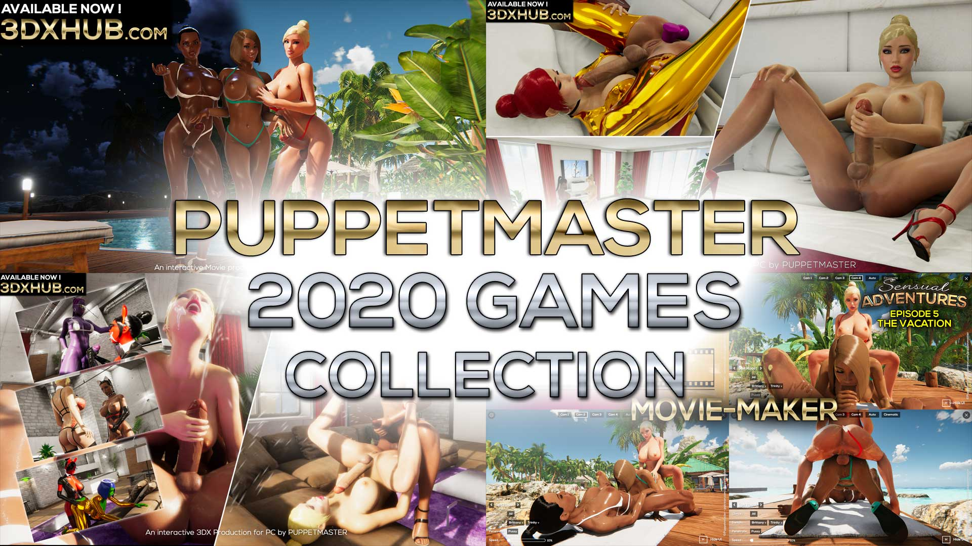 Bundle: Puppetmaster 2020 Games Collection
