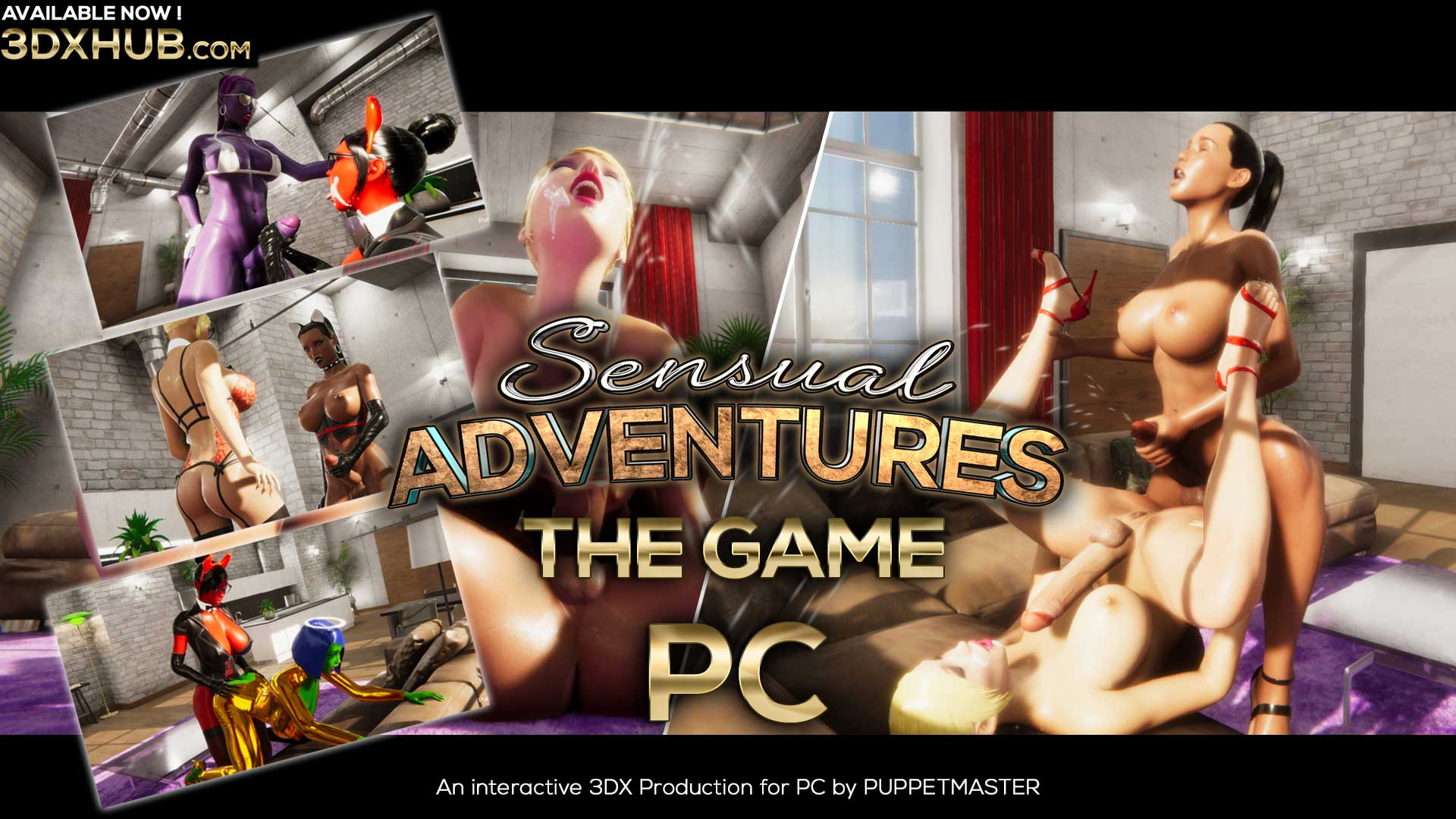 Sensual Adventures - The Game PC