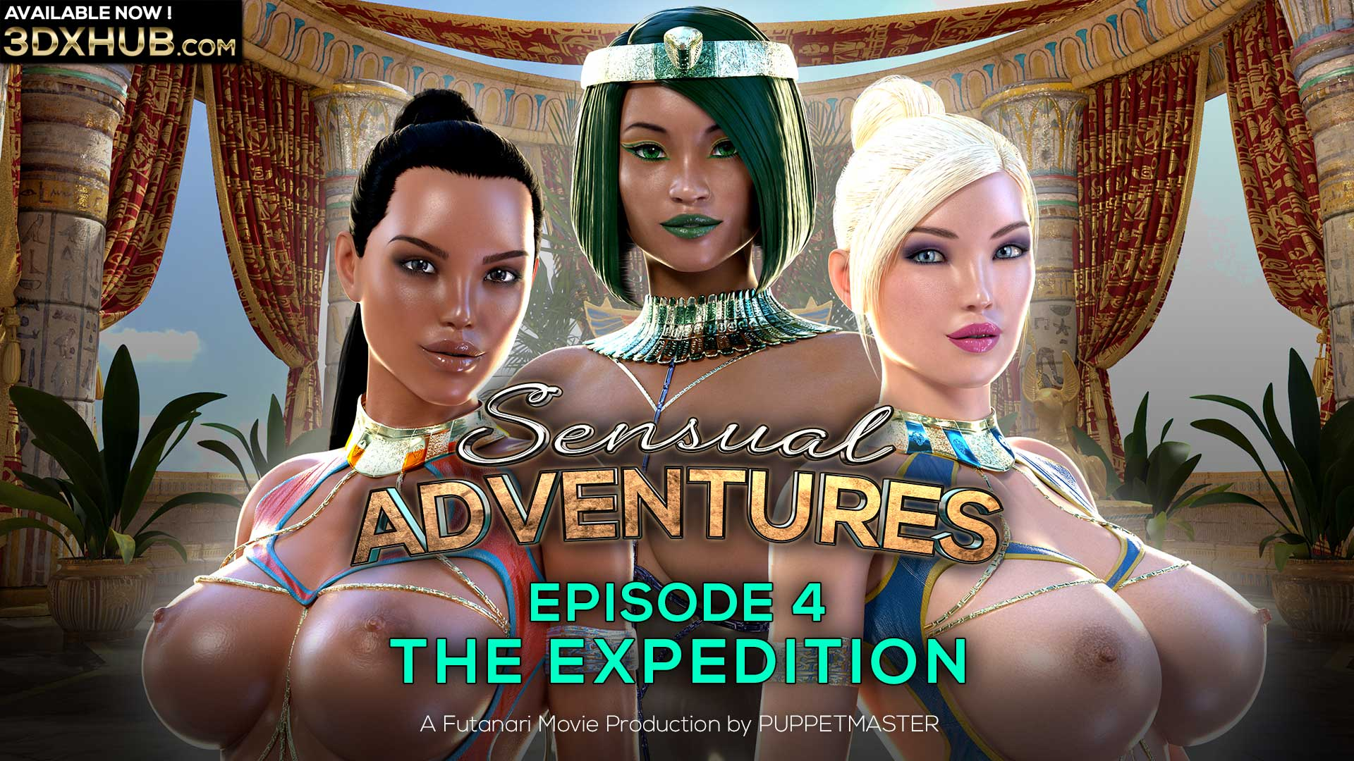 Sensual Adventures Episode 4 - The Expedition