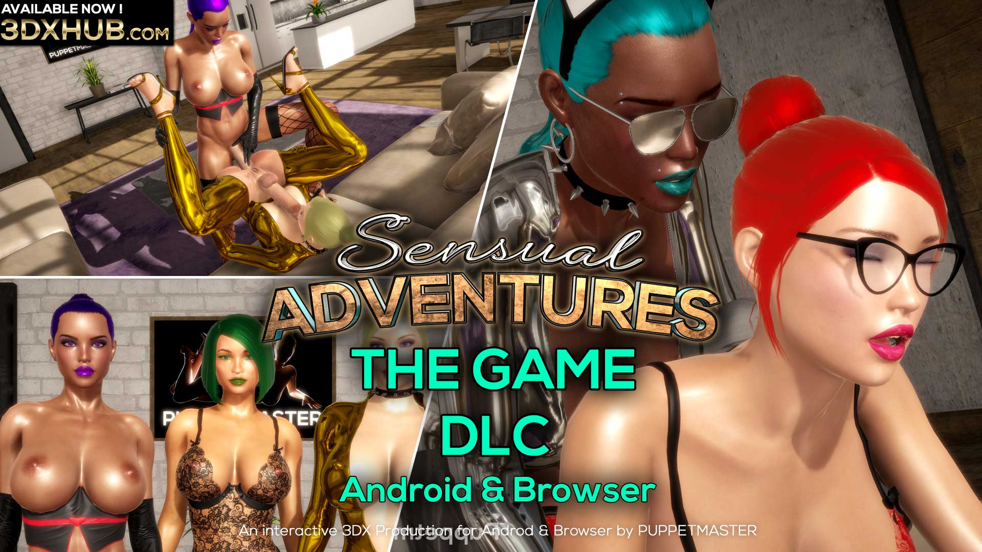 Sensual Adventures - The Game DLC (Android & Browser)