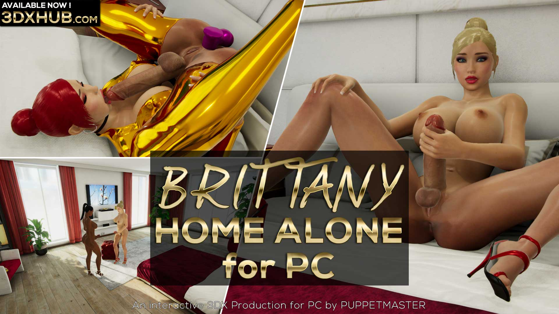 Brittany Home Alone PC