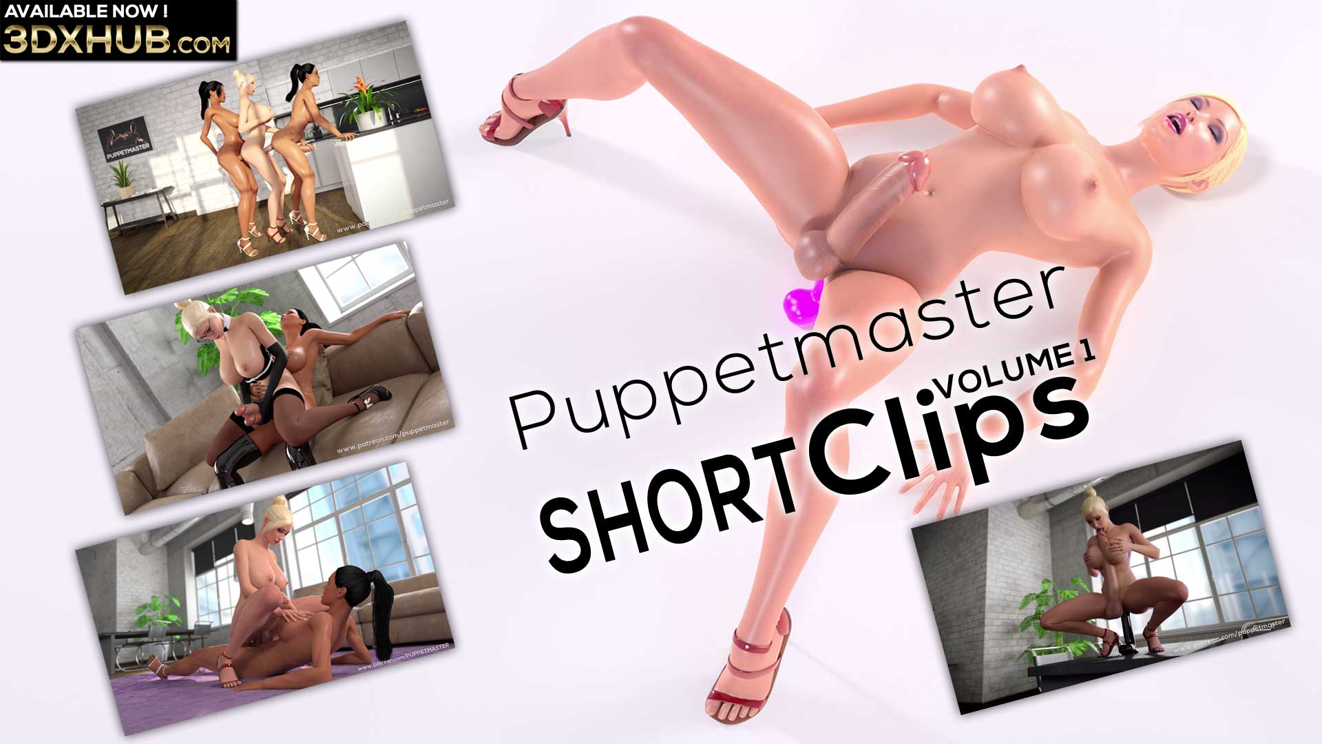 Puppetmaster Shortclips - Volume 1